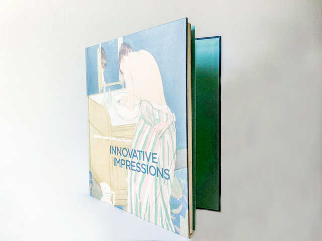 Innovative Impressions Catalog now available at the Philbrook Museum Shop.