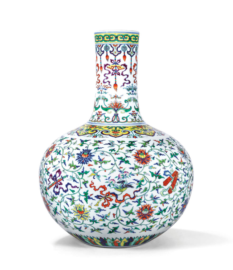 Philbrook Sells Rare Chinese Vase for 14.5 Million